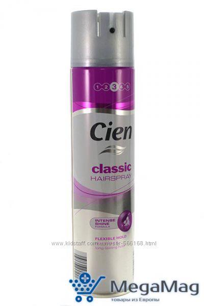 Лак для волос Cien сlassic 400мл.