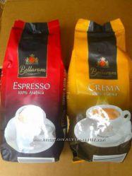 Кофе в зернах Bellarom еspresso, crema  0, 5кг. , 1, 2 кг.