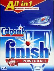 Finish Calgonit Таблетки для посудомоечных машин все в одном