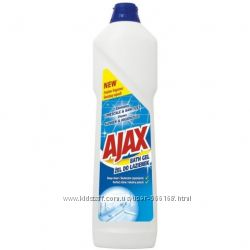 Ajax гель для мытья ванн
