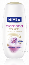 Крем-гель для душа Nivea diamond touch 500 мл. Германия
