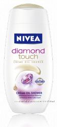 Крем-гель для душа Nivea diamond touch 500 мл. Германия