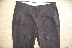 брюки Манго черные, S-М