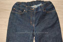 Джинсы Бенеттон, синие, рост 128-134, новые