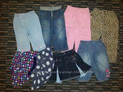 Джинсы, штаны, юбка, брюки 1-2 года