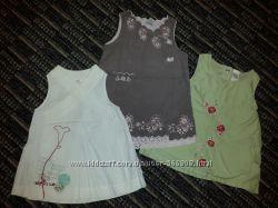 Платья, сарафаны на 6-12 месяцев Next, Adams