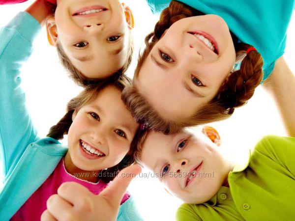 Английский детям взрослым, мини-группа. Троещина, Милославская
