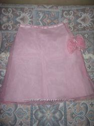 Нарядная юбка, состояние новой