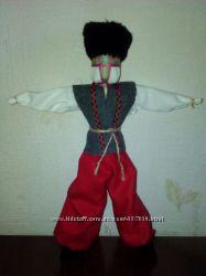Кукла-мотанка Козак
