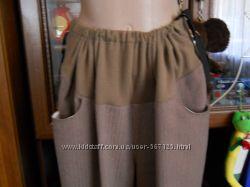 Женские классические брюки-стрейч