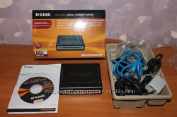 Маршрутизатор D-Link DSL-2500U