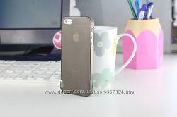 Чехол для iPhone 5 Сверхтонкий силиконовый