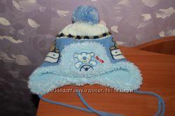 Зимняя  шапочка Paola, 48-50 р