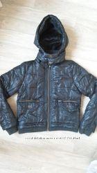 куртки и пальтишко замшевое