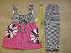 Летние костюмы на девочку 2-3 лет Kid Zone