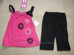 Платья, летние костюмы на девочек 1-2 годика