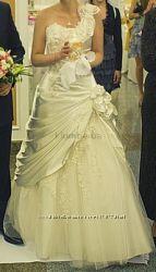 Изумительное свадебное платье Maggie Sottero р. 36-44