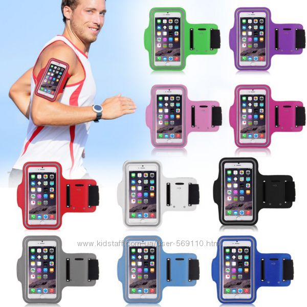 Cпортивный чехол на руку Twelve South Action Sleeve Armband для Apple Watch 42мм S нейлон черный 12-
