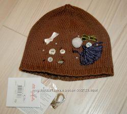 Комплект шапочкашарфикаварежки Lili Gaufrette на 12-18 мес