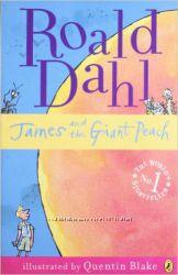 Детские книги на английском языке - Roald Dahl