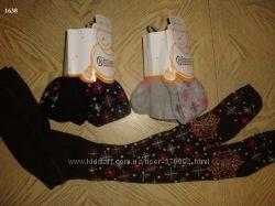 Махровые колготки и носочки