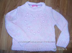 Теплый свитер на 4-5л фирмы YD.