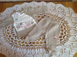 Костюмчик новый для новорожденных