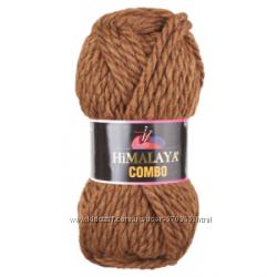 Himalaya Combo толстая  полушерсть