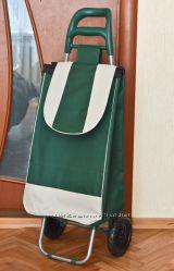 Хозяйственная сумка - тележка на колесиках