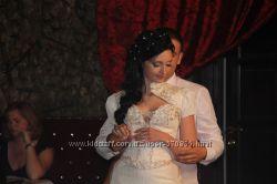 роскошное свадебное платье Gina Bacconi Италия