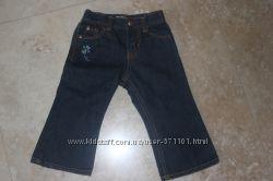 супер джинсы OSHKOSH на 12 месяцев