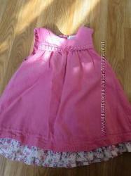 Микровельветовое платье EARLY DAYS
