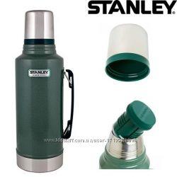 Термос Stanley Classic Bottle 1. 9L - Green