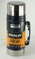 Термос для еды Stanley Classic Food 0, 7L - удобный пищевой термос с ручкой
