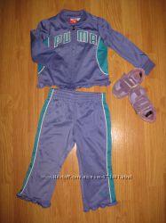 Продам спортивный костюм Puma 18-24 мес. Оригинал.