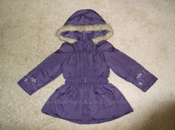 Курточка деми для девочки на рост 104 см Okay