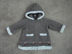 Курточка деми для девочки 12-18 месяцев на рост 86 см H&M