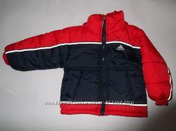 Курточка теплая для мальчика 2. 5-3 года Adidas