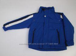 Курточка деми для мальчика 5-6 лет на рост 116 см Rebel