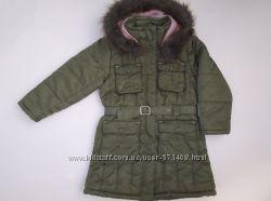 Курточка деми для девочки 5-6 лет на рост 110-116 см Oviesse