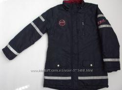 Курточка теплая для девочки на рост 152 см Pepperts