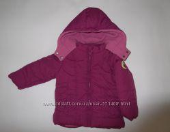 Курточка деми для девочки на рост 80 см Topomini