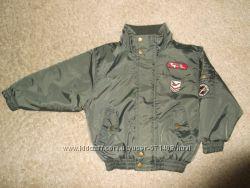 Курточка деми для мальчика на рост 104 см Tik&Tak