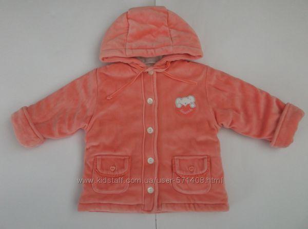 Курточка деми для девочки 12 месяцев Brums