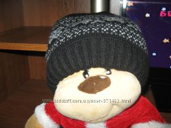 шапка  шарф ARCTIC