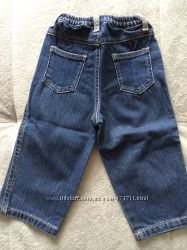 Вельветовые брючки, джинсики, Benetton 66-74 рост.