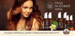 Косметика для лица от бренда Белый Мандарин