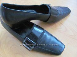 Туфли черные бу