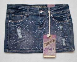 Распродажа Стильные джинсовые юбки и шорты, котоновые шорты. Новые из США