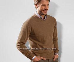 Теплые мужские пуловеры, свитера  в размерах Германия